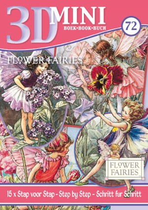SL: Minibook; Flower Fairies