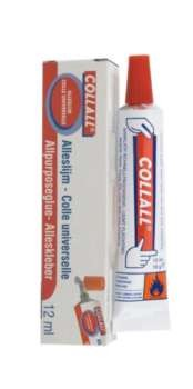 Collall: Alleslijm tube 12 ml