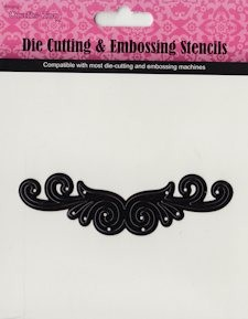 Crafts-too: Cutting&Embossing; Double Scroll