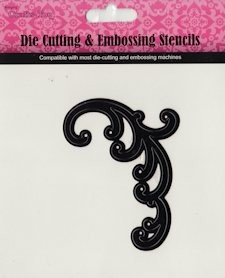 Crafts-too: Cutting&Embossing; Scroll
