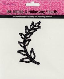 Crafts-too: Cutting&Embossing; Flora