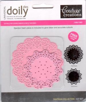 Couture Creations: Doily Die set Ivey