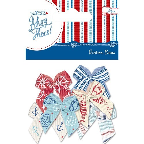 DC: Ribbon Bows 20x; Ahoy There