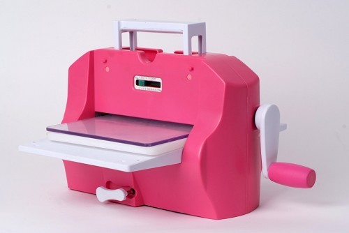 Nellies - PressBoss - A4 Die-cutting/embossing machine