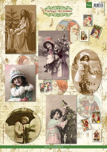MD: Vintage Christmas pictures 2