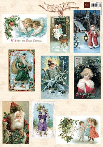 MD: Vintage Christmas Cards 2