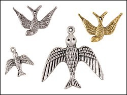 Steampunk: Vogels = Birds