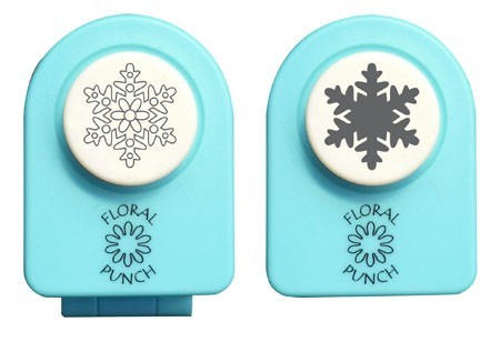 NS: Floralpunch; Mini set Snowflake