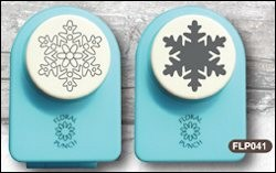 NS: Floral Punch; set medium snowflake
