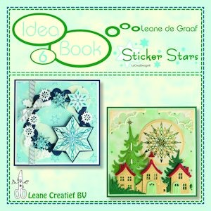 Leane: Idea book 6; Sticker Stars