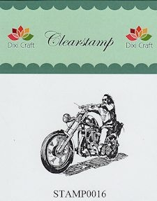 Dixi: Clear stamp; Motor