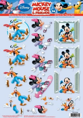 Disney: Mickey Mouse & friends