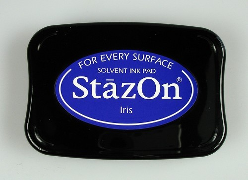 StazOn: Ink pad; IRIS