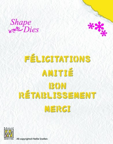 NS: Shape Dies; French texts-2