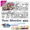 Color Cards 2: Yvonne Creations; Voor Moeder