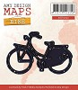 Amy Design - Maps - Die - Bike
