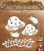 Yvonne Creations: Fall Favourites; Toadstool