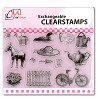 CM: Clear Stamps; Farm 2