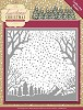 Yvonne Creations: Tradional Christmas; Embossing Folder