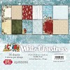 Craft&You: Small Paper Pad 6x6; White Christmas