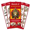 Doodey: Match It 3D Christmas Book