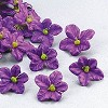 Flowers: Pansy 30 pcs 20 mm