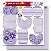 KMK: 8 x  Small Lilac Boxes