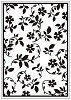 CT: Embossing Folder; Garden Flowers