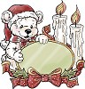 FI: Yvonne Creations; Bear with Candles