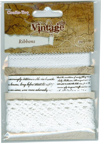 Crafts-Too: Vintage Selection; Ribbons