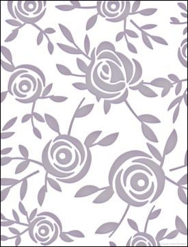 Couture Creations: Embossing folder; Joe`s Garden