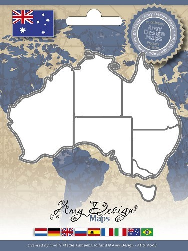 Amy Design Country Die: Australia