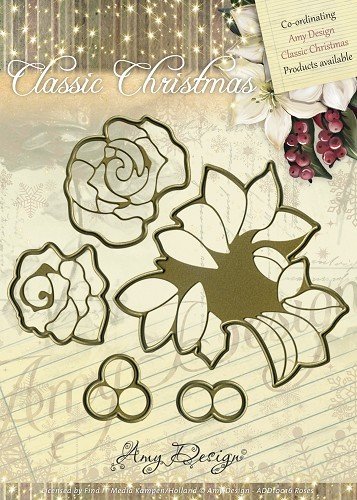 Amy: Classic Christmas; Roses