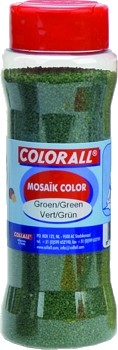 Colorall: Decoratie grind; GROEN