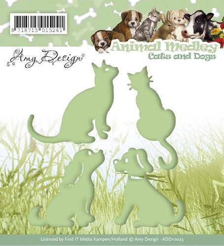 Amy: Animal Medley; Die, Cats & Dogs