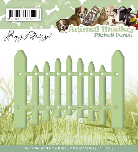 Amy: Animal Medley; Die, Picket Fence