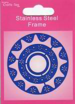 Crafts-Too: Stainless Steel Frame;