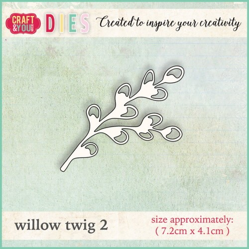 Craft & You: Die; Willow Twig 2