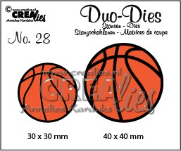 Crealies: Duo Dies; Basketballen