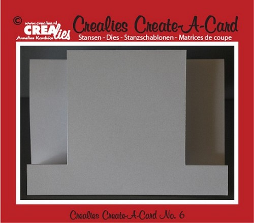 Crealies: Create-A-Card; 210 x 145 mm
