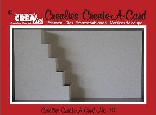 Crealies: Create-A-Card; 135 x 270 mm