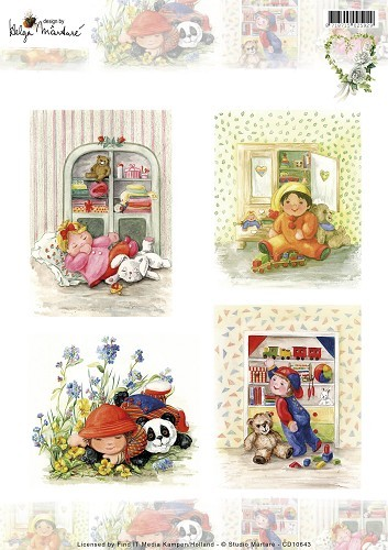 CD: Martare; Pictures; Kids