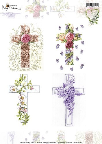 CD: Martare; Pictures; Cross