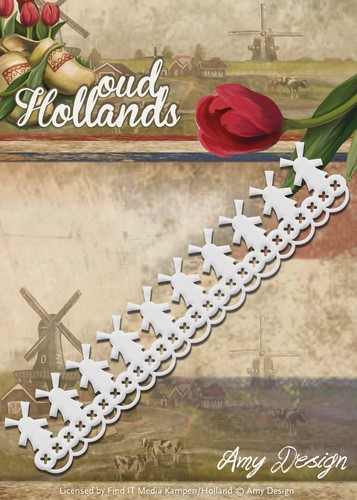 Amy Design: Oud Hollands; Die, Molenrand
