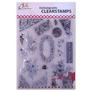 CM: Clear Stamps; Frames