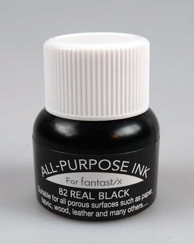 All Purpose Ink (bottle) Real Black