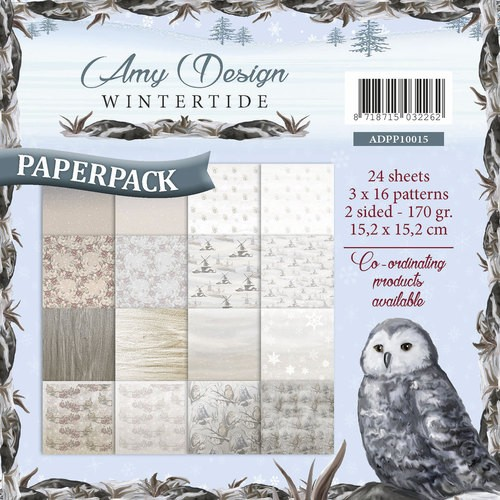Amy Design - Wintertide - Paperpack