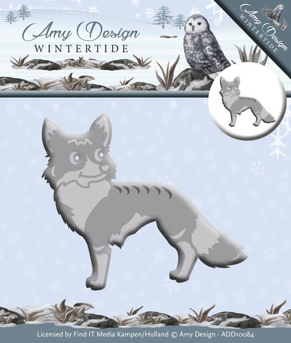 Amy Design - Wintertide - Die - Fox