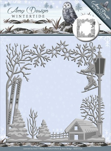 Amy Design - Wintertide - Die -  Frame