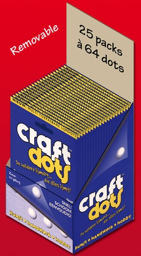 Craft Dots Removable